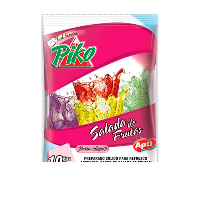 REFRESCO EM PO S.DE FRUTAS PIKO 12/1KG