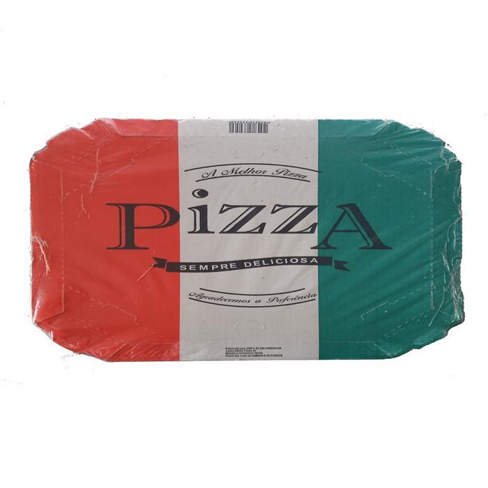 EMBALAGEM PIZZA ENVELOPE 250UN 35CM