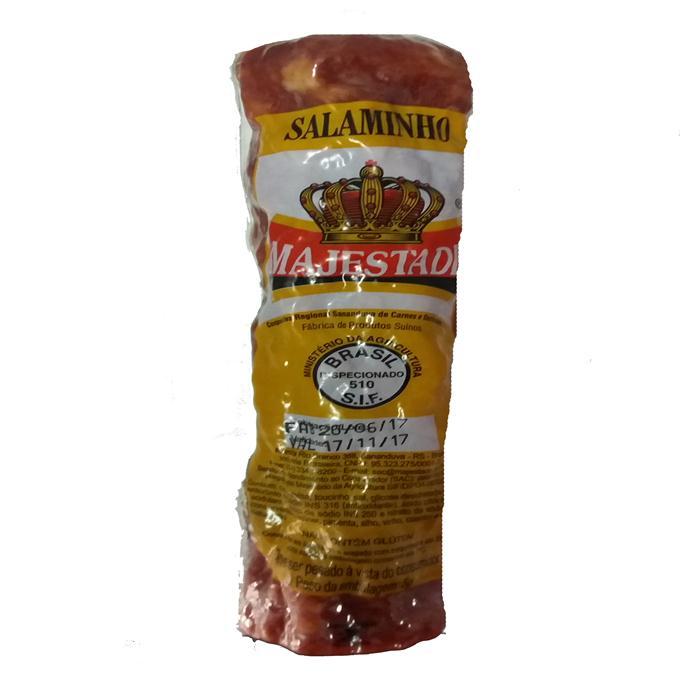 SALAMINHO ITALIANO MAJESTADE+-200G