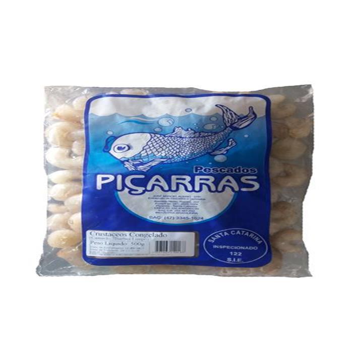 PEIXE CAMARAO 7 BARBAS PICARRAS 40/500GR