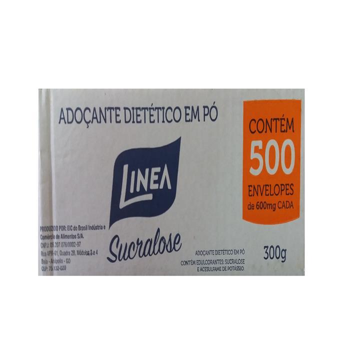 ADOCANTE SACHE SUCRALOSE LINEA CX500/6MG