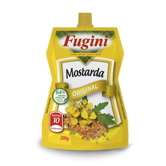 MOSTARDA FUGINI SACHE CX.28/200GR