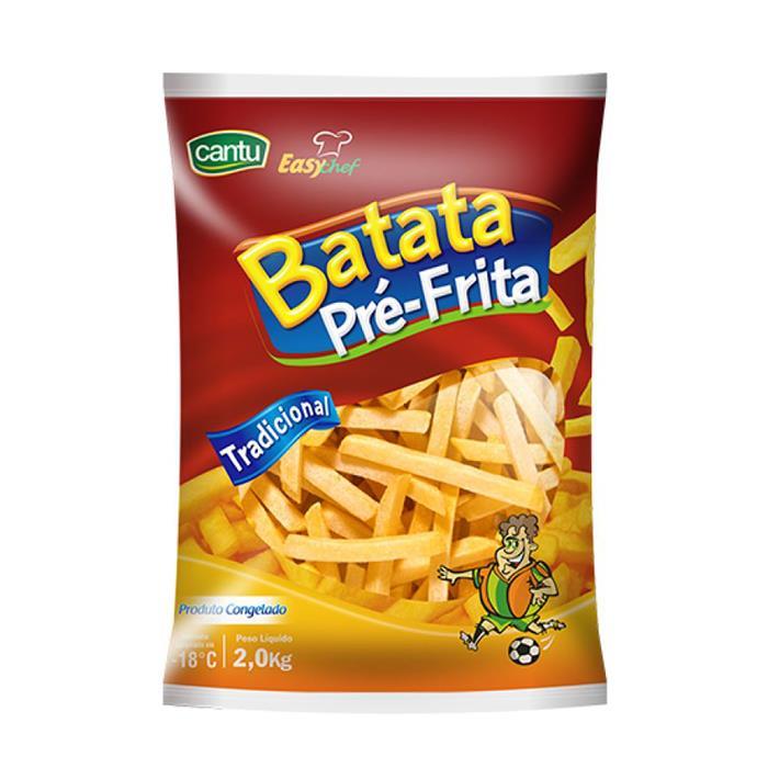 VEG BATATA PALITO CANTU CX.6/2KG