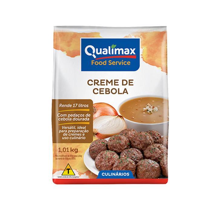 CREME DE CEBOLA QUALIMAX CX.10/1KG