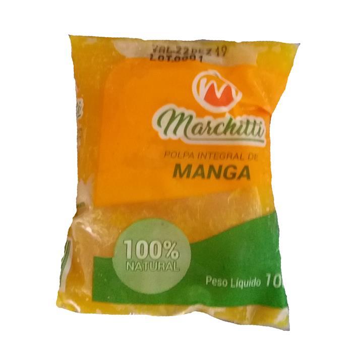 POLPA DE FRUTA MANGA MARCHITTI 10/100GR