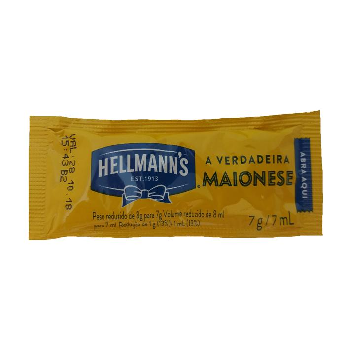 SACHE MAIONESE HELLMANNS CX.168/7GR