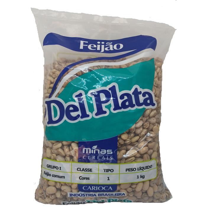 FEIJAO CARIOCA DEL PLATA FD.30/1KG