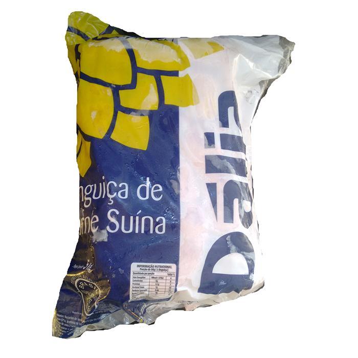 LINGUICA CARNE SUINA DALIA CX 3/5KG