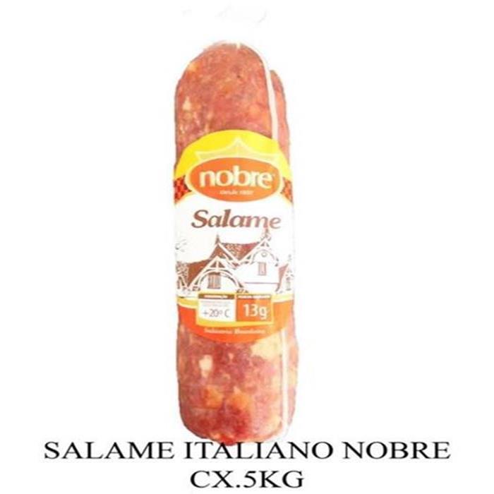SALAME ITALIANO NOBRE CX+-7PC/CX 5,0KG