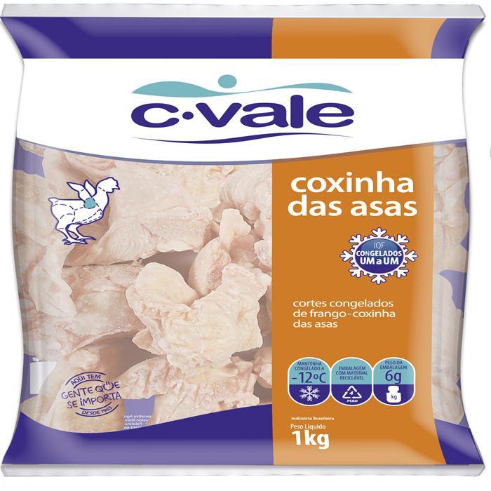 AVE COXINHA DA ASA IQF 339 C.VALE 15/1KG
