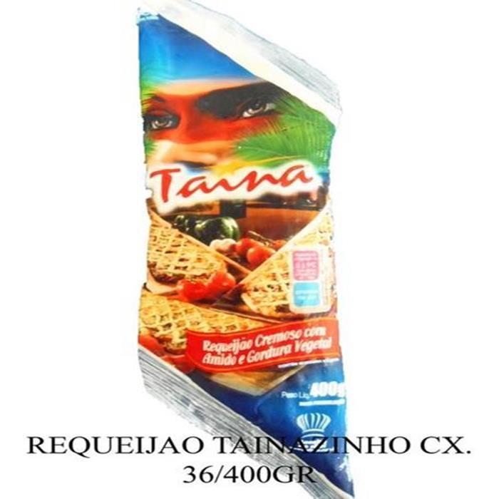 REQUEIJAO TAINAZINHO CX. 36/400GR