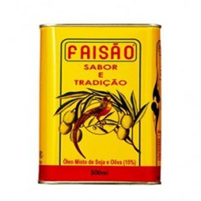 OLEO COMPOSTO FAISAO 12X500 ML