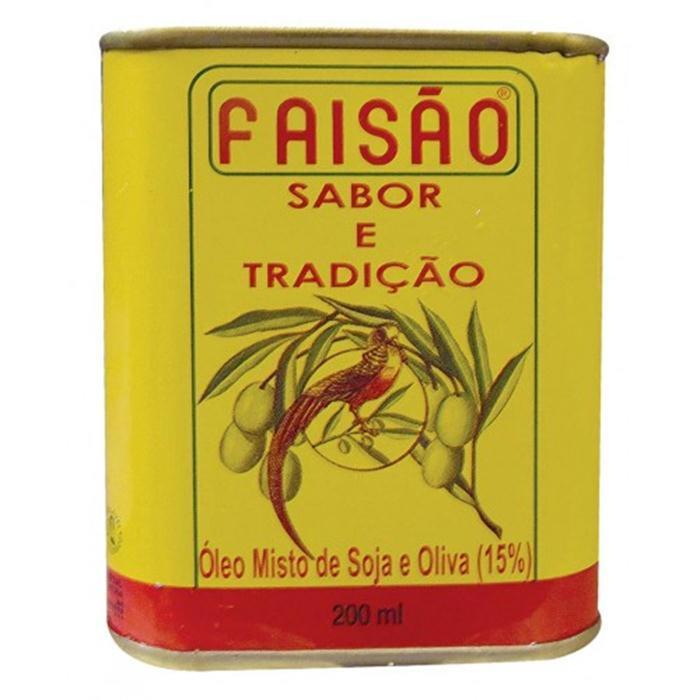 OLEO COMPOSTO FAISAO 24X200ML