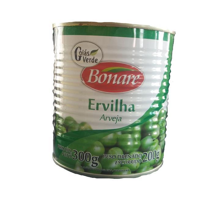ERVILHA BONARE GOIAS VERDE CX.24/200GR
