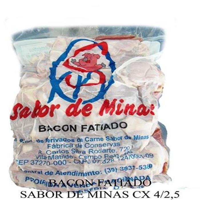 BACON FATIADO VERDE SABOR DE MINAS 4/2,5