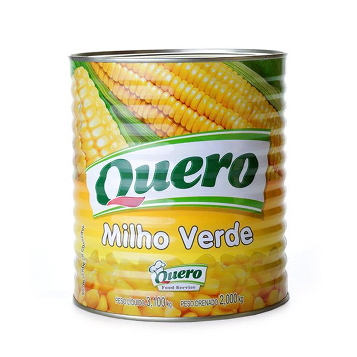 MILHO VERDE QUERO CX.6/2KG
