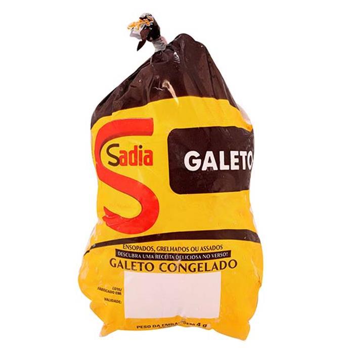 AVE GALETO SADIA CX 12 KG