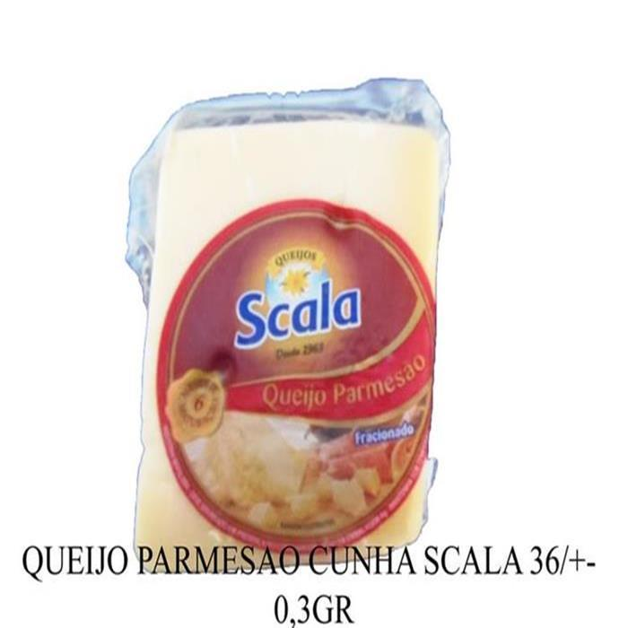 QUEIJO PARMESAO CUNHA SCALA 36/CX+-10,8K