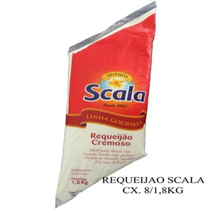 REQUEIJAO SCALA CX. 8/1,8KG