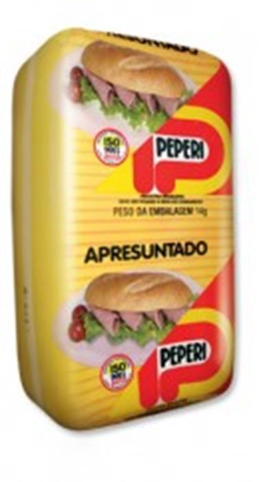 APRESUNTADO PEPERI CX. 2/3,7KG