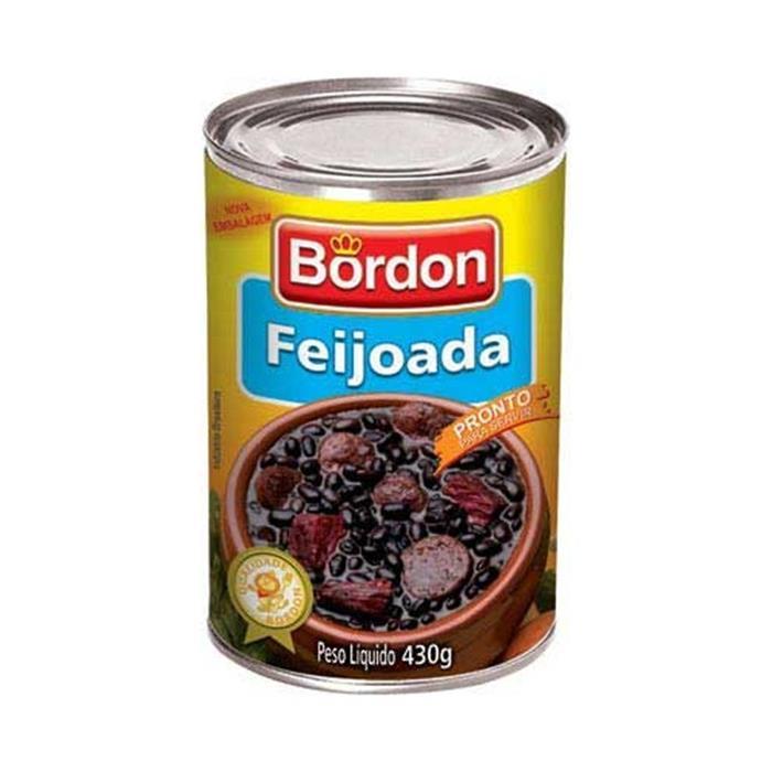 FEIJOADA BORDON LT. CX.24/430G
