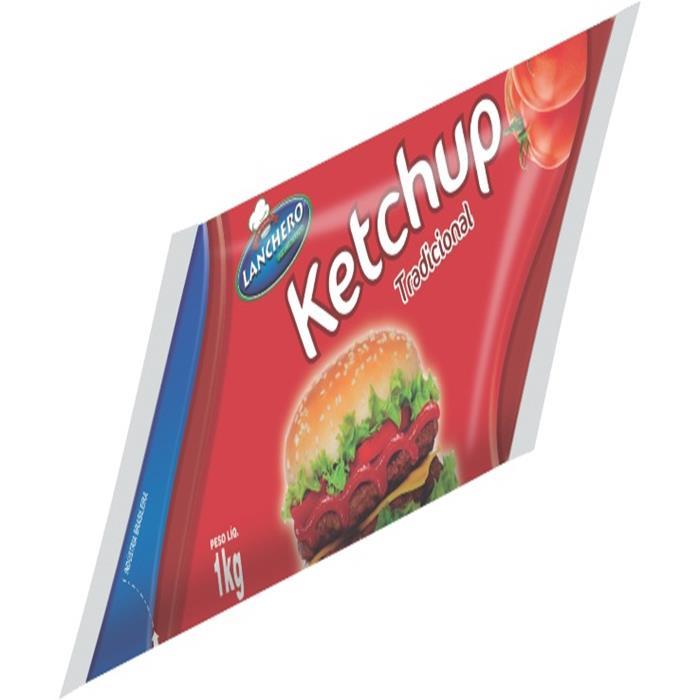 KETCHUP REFIL LANCHERO CX. 12/1KG