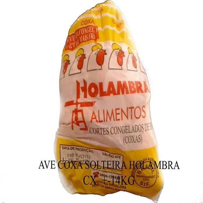 AVE COXA SOLTEIRA HOLAMBRA CX+-14P/+-21K