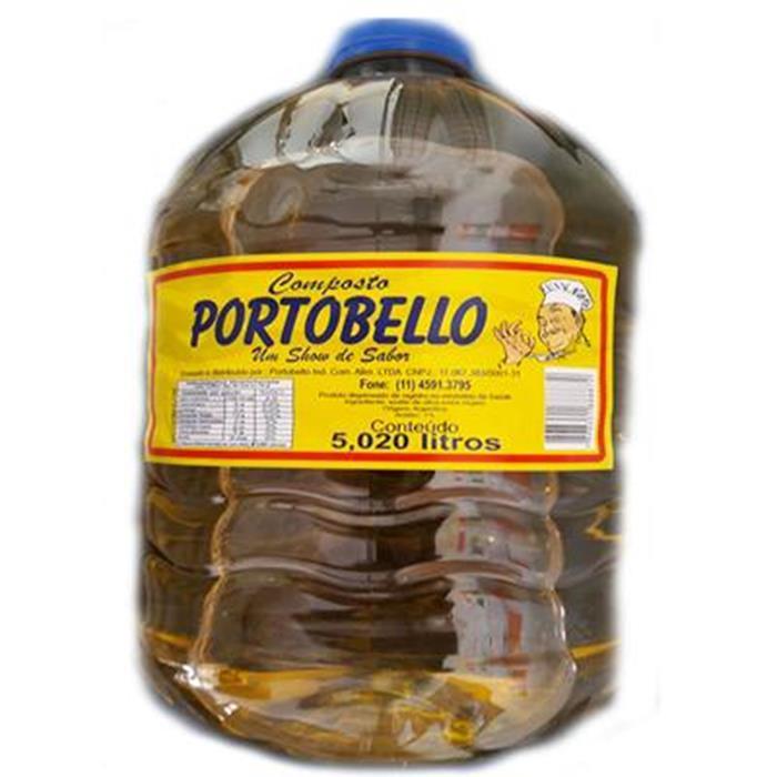 OLEO COMPOSTO 5%AZEITE PORTOBELLO 3/5,02
