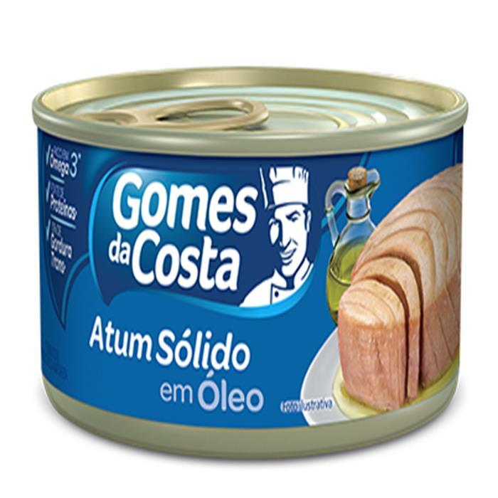 ATUM SOLIDO GOMES 1173 CX.24/170GR