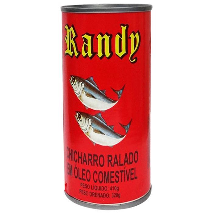 CHICHARRO RALADO RANDY CX. 24/320GR