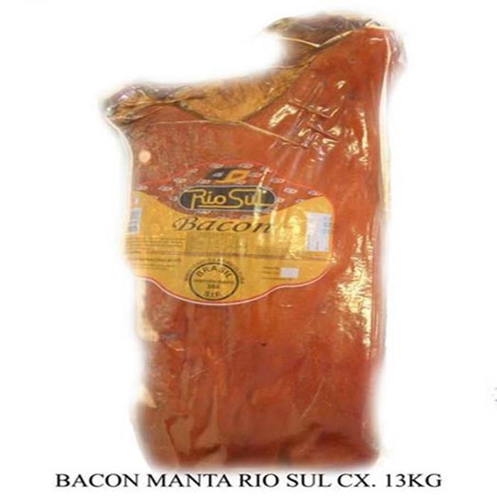 BACON MANTA RIO SUL CX. 13KG