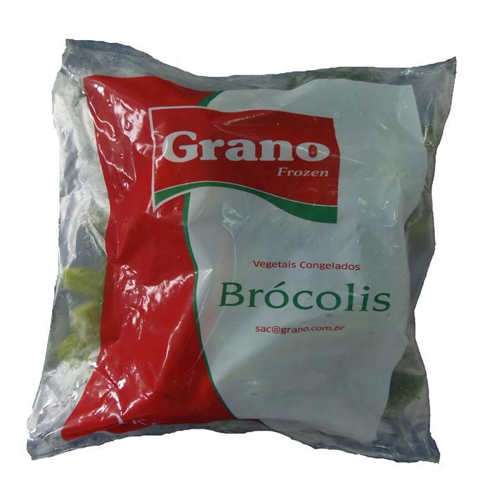 VEG BROCOLIS CONG. GRANO CX 5/2KG