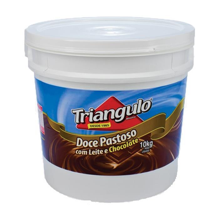 DOCE DE LEITE COM CHOCOLATE TRIANG BD10K