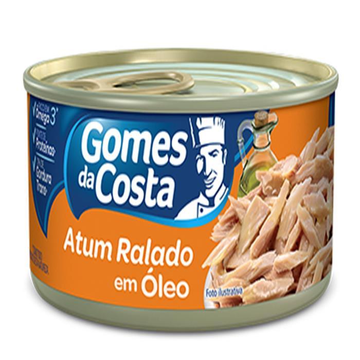 ATUM RALADO GOMES DA COSTA 1174 C24/170G