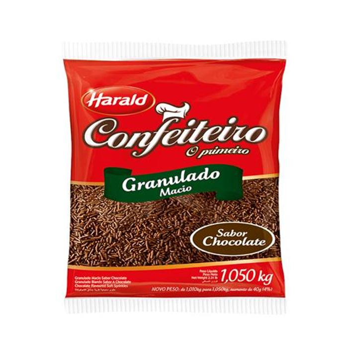 CHOC GRANULADO MACIO CONF HARALD 10/1,05