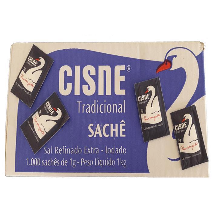 SAL SACHE REFINADO CISNE CX1000/1G