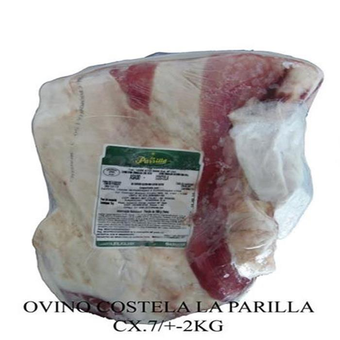 OVINO COSTELA LA PARILLA CX+-7PC/+-14KG