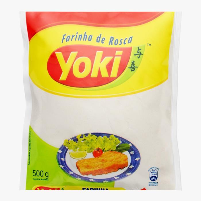 FARINHA DE ROSCA YOKI FD 5/5KG