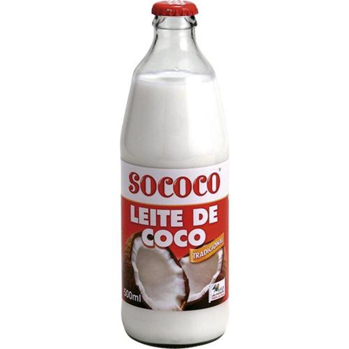 LEITE DE COCO SOCOCO VD CX.12/500ML