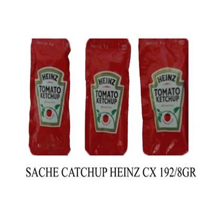 SACHE KETCHUP HEINZ CX 192/8GR