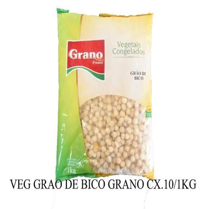 VEG GRAO DE BICO GRANO CX.10/1KG