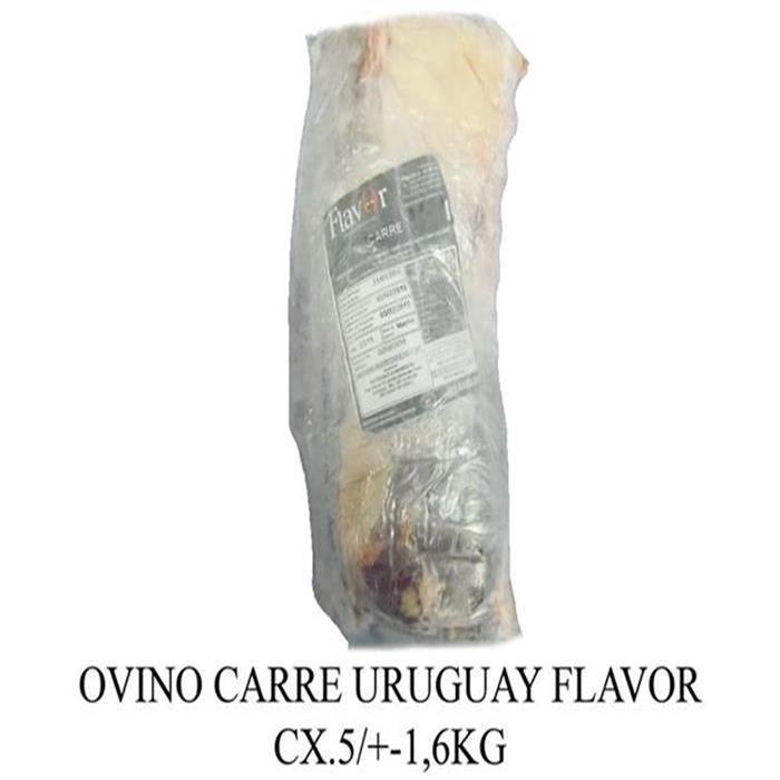 OVINO CARRE URUGUAY FLAVOR +-4PC/+-8KG