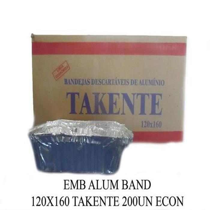 EMB ALUM BAND 120X160 TAK 469ML 200UN EC