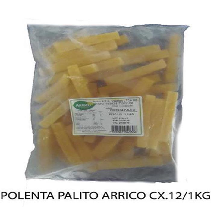 POLENTA PALITO ARRICO CX.12/1KG