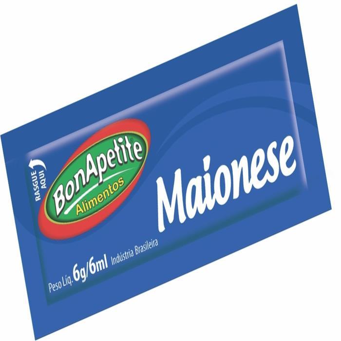 SACHE MAIONESE BONAPETITE CX C/ 700/6GR