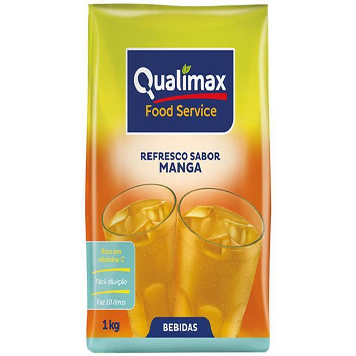 REFRESCO PO MANGA QUALIMAX CX 10/1KG