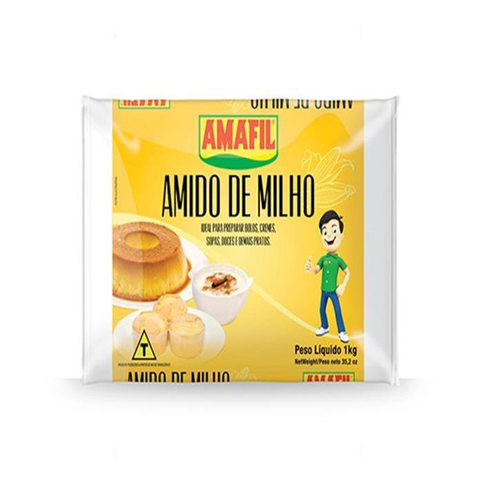 AMIDO DE MILHO AMAFIL FD. 20/1KG
