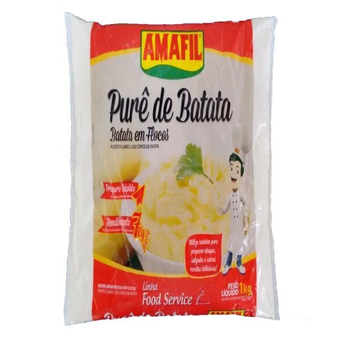 PURE DE BATATA (FLOCOS) AMAFIL FD. 10/1K
