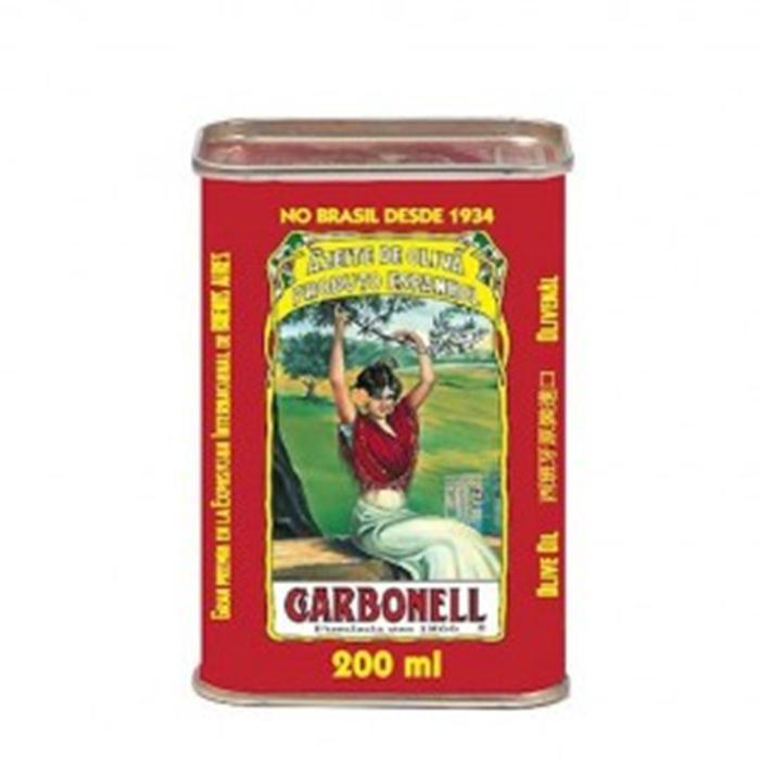 AZEITE CARBONELL LT. CX.24/200ML 0,5%
