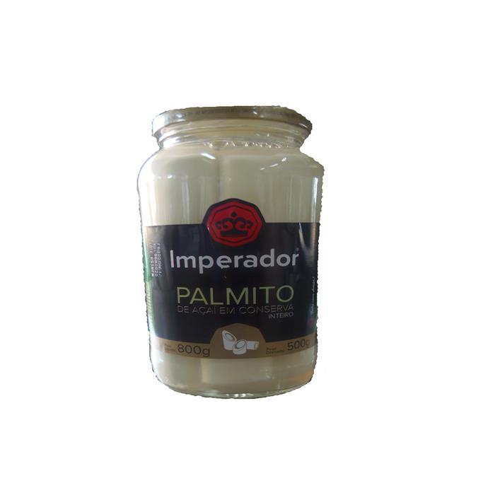 PALMITO TOLETE ACAI IMPERADOR VD 12/500G
